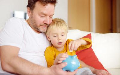 Wie wir unseren Kindern einen guten Umgang mit Geld vorleben können