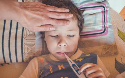 Was ist, wenn mein Kind krank ist?