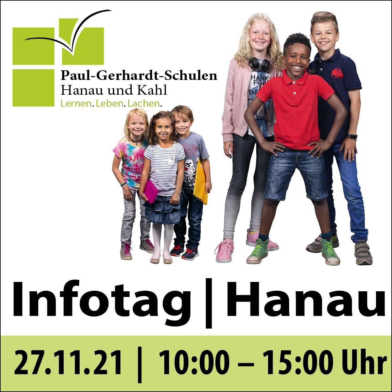 Anzeige der Paul-Gerhardt-Schulen
