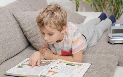 Hilfe bei Lese- und Rechtschreibschwäche
