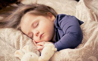 Wenn Kinder schlecht einschlafen können