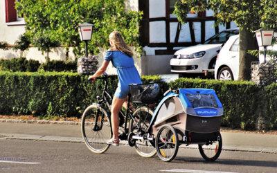 Fahrrad fahren in der Schwangerschaft und mit Baby