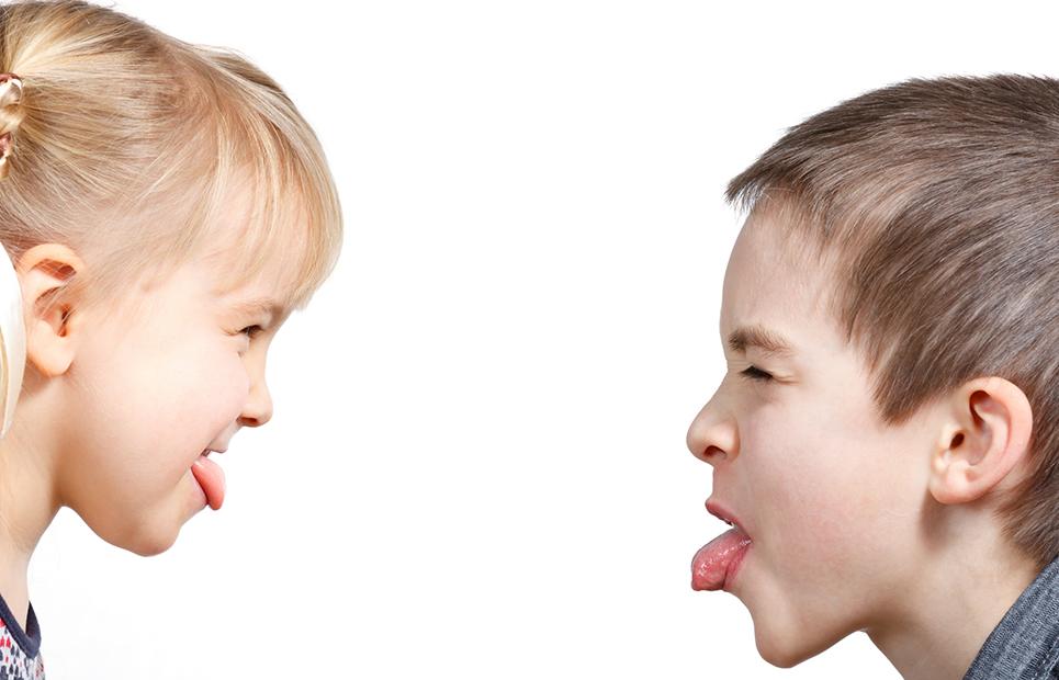 Streiten will gelernt sein!