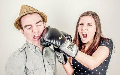 Streiten will gelernt sein