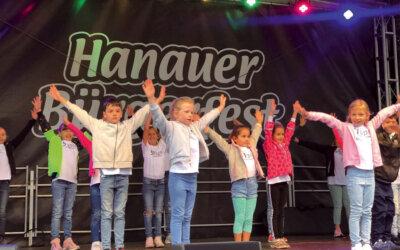 Kinder tanzen für ihr Leben gern!
