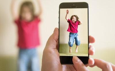 Foto-Posting in sozialen Medien: Verletzung von Kinderrechten?