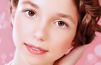 Make-Up-Party für Mädchen